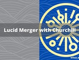 Lucid Motors Merger
