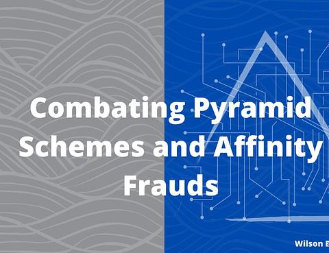Affinity Frauds