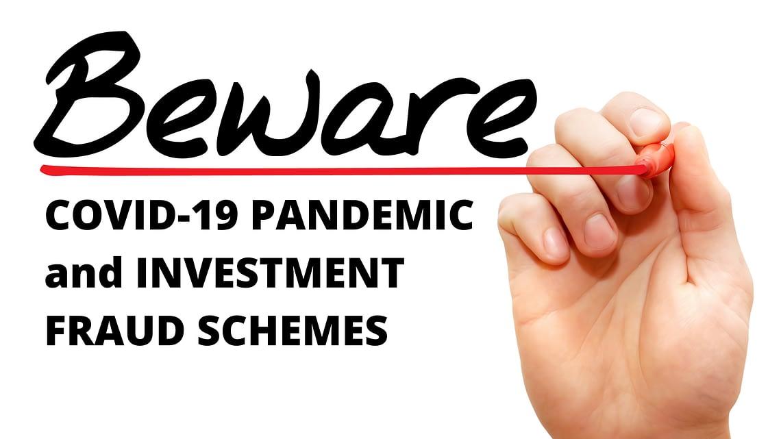 Investment Fraud Schemes