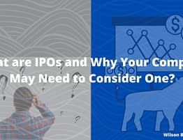 what are IPOs