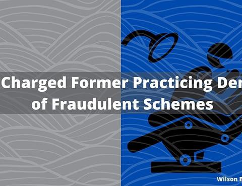 Fraudulent Schemes