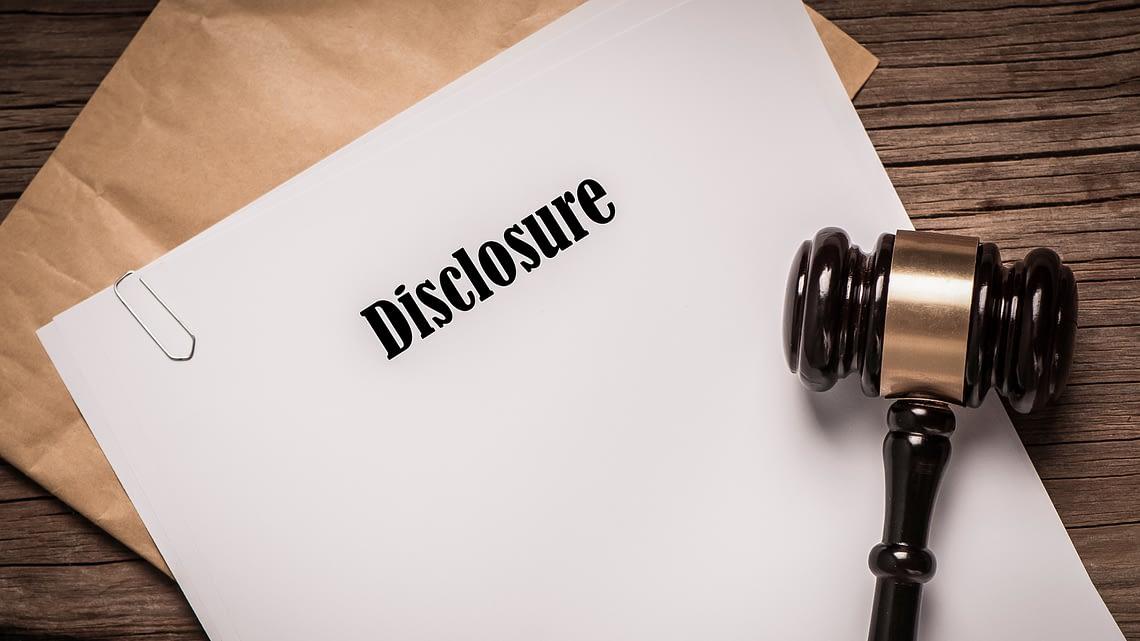 Disclosure Schedule