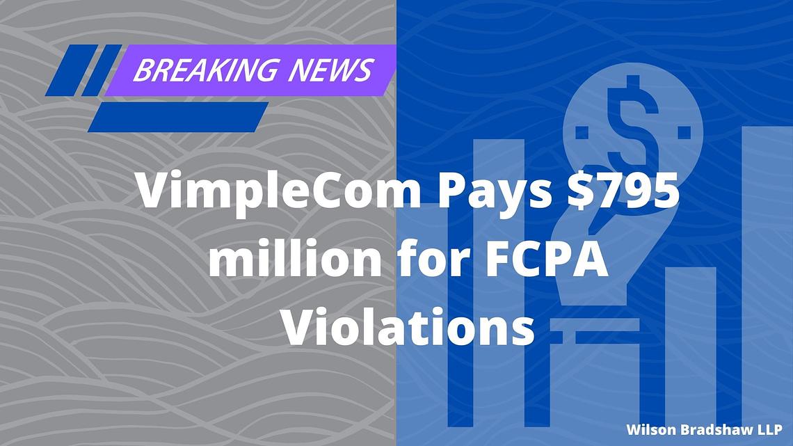 FCPA Violations