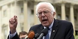 Bernie Sanders Crowdfunding